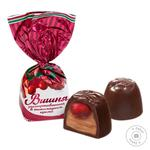 Biscuit-Chocolate Candies Cherries flavored in chocolate cream - buy, prices for Furshet - image 1