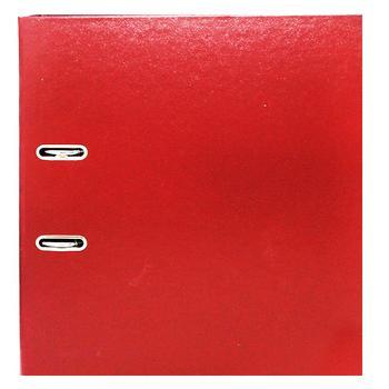 Папка-регистратор EconoMix Lux А4 70мм цвет в ассортименте