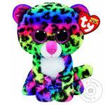 Іграшка м'яка TY Beanie Boo's Леопард 15см