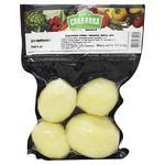 Картопля Славянка свіжа чищена мита 500г