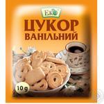 Eko for desserts vanilla sugar 10g