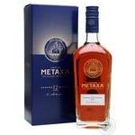 Metaxa Brandy 12 * 0.7l