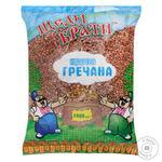 Shchedri Braty Buckwheat Grain 1kg - buy, prices for MegaMarket - image 1