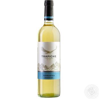 Вино Trapiche Reserve Malbec белое полусухое 13,5% 0,75л