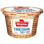 Ferma Sour Cream 15% 200g
