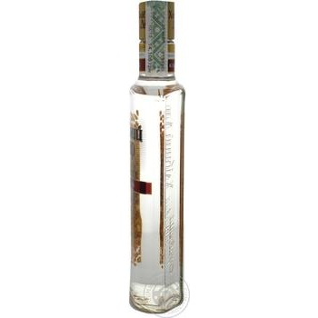 Khlibnyy Dar Classic Vodka  40% 0,5l - buy, prices for Novus - image 4