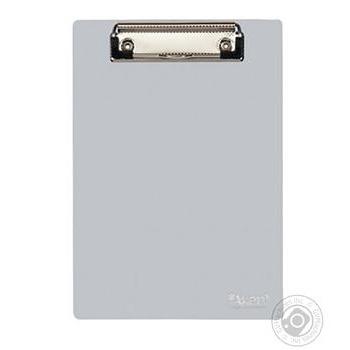 Планшет пластиковий А5 - купити, ціни на Ашан - фото 1