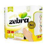 Towel Zebra paper 2pcs Bulgaria