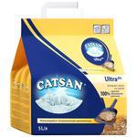 Наповнювач гігієнічний Catsan ультра 5л