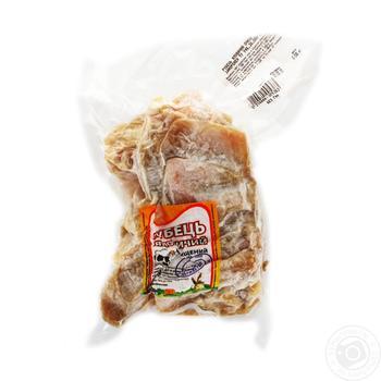 Рубец говяжий очищенный замороженный - купить, цены на Ашан - фото 1
