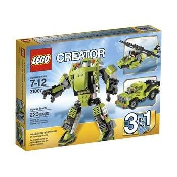 Construction toy Lego Creator Power Mech for 7 to 12 years children 223 pieces