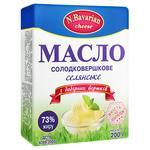 Масло N.Bavarian Cheese Крестьянское 73% 200г