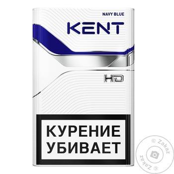 Сигареты Kеnt HD spectra - купить, цены на Ашан - фото 1