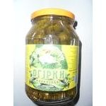 Vegetables cucumber Dobriy hospodar sterilized 860g Ukraine