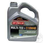 Ardeca Multi-Tec Motor Oil 10W40 4L