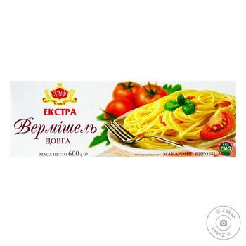 KMF Extra Vermicelli Long Pasta - buy, prices for Furshet - image 1