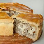 Мясной пирог (рецепт для СВЧ)