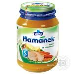 Hamanek Veal with vegetables pure 190g