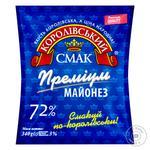 Korolivskyy Smak Mayonnaise Premium 72% 340g