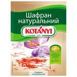 Kotanyi saffron spices 0,12g