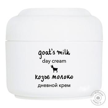 Дневной крем Ziaja Козье молоко 50мл - купить, цены на ЕКО Маркет - фото 1