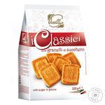 Печиво Piselli i Classici пісочне з цукром 225г