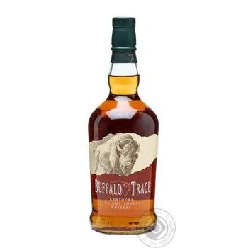 Виски Буффало трейс 40% 1000мл стеклянная бутылка