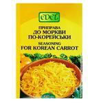Приправа Edel для моркви по-корейськи 20г - купити, ціни на Ашан - фото 1