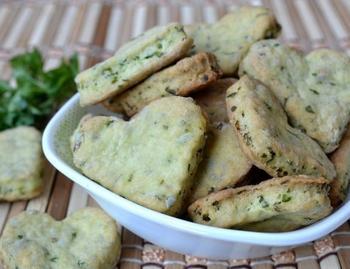 Печиво з кропом