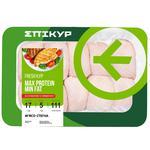 Мясо бедра Эпикур цыпленка-бройлера охлажденное фасовка лоток