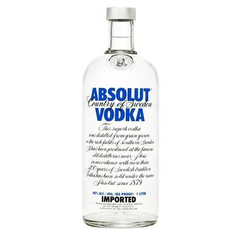 Водка Absolut 40% 0,7л - купить, цены на Novus - фото 1