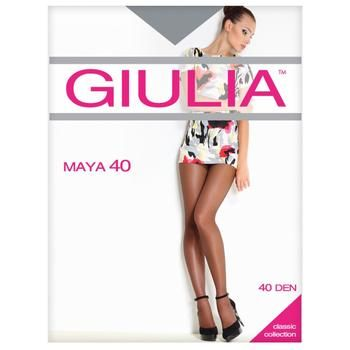 Колготки Giulia Maya Bikini жіночі daino 40ден 3р