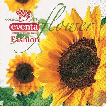 Paper Design Eventa Fashion Napkins 20pc - buy, prices for Tavria V - image 4