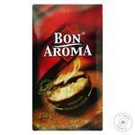Кофе Bon Aroma натуральный молотый 250г - купить, цены на Фуршет - фото 1