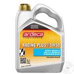 Олива моторна ARDECA 5W50 racing plus 5 л 3403 - купить, цены на Таврия В - фото 1