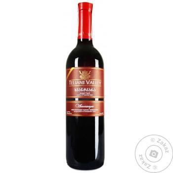 Вино Teliani Valley Хванчкара красное полусладкое 11% 0,75л