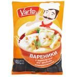 Varto Frozen Dumplings with Potatoes and Mushrooms 900g