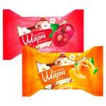 AVK Korolivskyi Sharm Feieriia Cherry-Chocolate, Apricot-Chocolate Flavored Chocolate Sweets