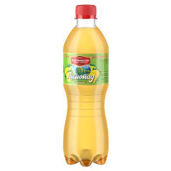 Напиток Бон Буассон Лимонад безалкогольный на вкусо-ароматических добавках сильногазированный 500мл