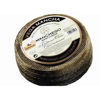 Сир Vega Mancha Манчего 2-3 місяці 55%