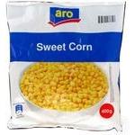 Кукуруза Aro десертная быстрозамороженная 400г
