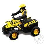 Игрушка Maisto Квадроцикл инерционный 15026 - купить, цены на Novus - фото 1