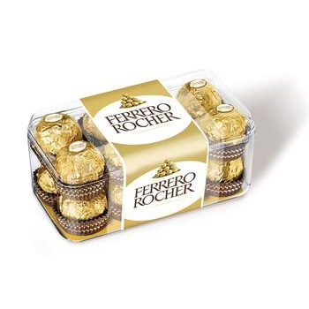 Ferrero Rocher Crispy Waffer Candies 200g - buy, prices for Auchan - image 1