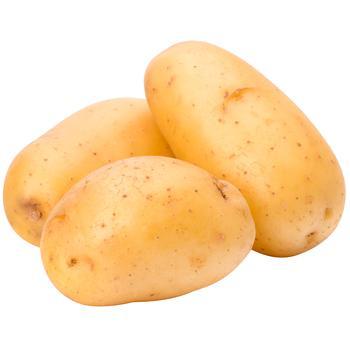 Картофель белый Гранада весовой - купить, цены на Varus - фото 1