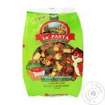 Изделия макаронные La Pasta Цифры 350г
