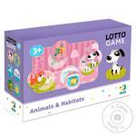 DoDo Board Game Lotto Animals - buy, prices for MegaMarket - image 1