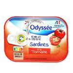 Odyssee Sardine in Tomato Sauce 135g