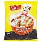 Вареники Varto с картофелем замороженные 400г