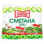 Zlagoda 10% Sour Cream 350g