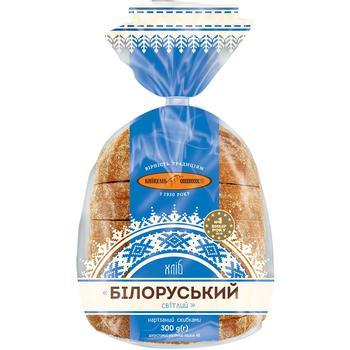 KuivHlib Belorussian Light Sliced Bread 300g - buy, prices for CityMarket - photo 1